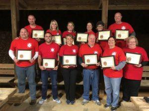 2017 Citizens Fire Academy