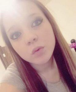 16 year old Hannah Marie Grisham