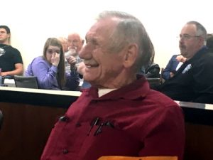 2nd District County Commissioner Joe Johnson Resigns