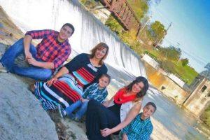 Jamie Nokes and Family