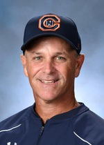 Tom Griffin, the head baseball coach at Carson-Newman College