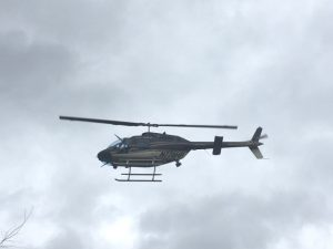 THP conducts Aerial Search for Joseph Bowen