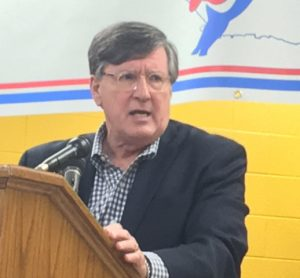 State House Minority Leader Craig Fitzhugh, Democratic Candidate for Governor