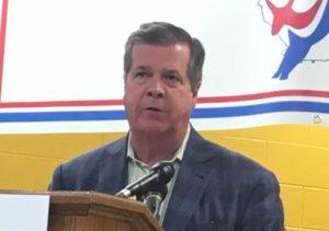Former Nashville Mayor Karl Dean, Democratic Candidate for Governor