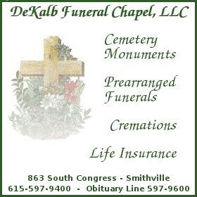 DeKalb Funeral Chapel