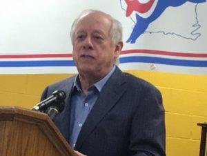 Former Governor Phil Bredesen, Democratic Candidate for U.S. Senate