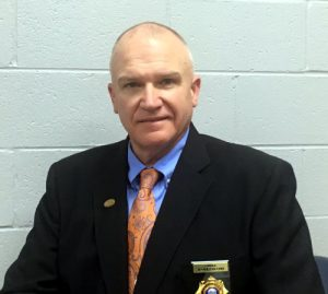 Smithville Police Chief Mark Collins