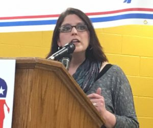 Democratic Candidate Mary Alice Carfi for State Senate in District 17