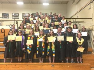DCHS Class of 2018 Scholarship Award Winners