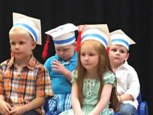 Head Start Students Graduate