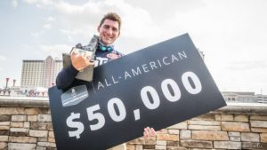 Matthew Bouldin of Smithville is All-American Co-angler Champ (FLWFishing.com photo)