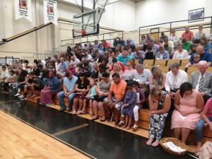 Community Unites in Prayer for Schools