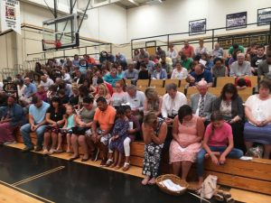 Community Unites in Prayer for Our Schools