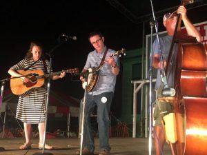 Bluegrass Banjo: First Place-Kurt Stephenson of Dyersburg