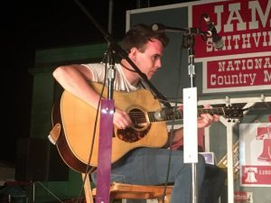 Flat Top Guitar: First Place- Tyler Sellers of Pleasant View