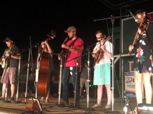Bluegrass Band: First Place- Silver Point of Wilder