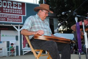 *Mountain Dulcimer: 2017 First Place Winner-Keith Oler of Murphy, North Carolina
