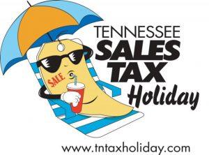 Tax Free Weekend July 26-28