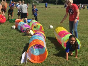 Northside Elementary Students Have Fun While Helping Raise Money for their School