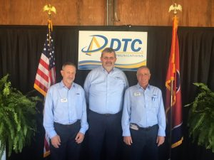 "Three Directors of DTC Communications were re-elected to 3 year terms during the annual meeting in Alexandria: Bennie ""Buck"" Curtis of the Alexandria Exchange, Ronnie Garrison of the Smithville Exchange and Randy Campbell of the Liberty Exchange"