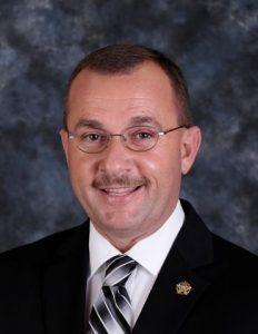 Sheriff Patrick Ray