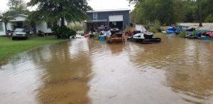 Rising Flood Waters in September