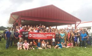 Federal Mogul Celebrates 40 Years in Smithville