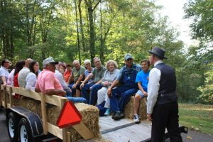 13th Annual History Hay Ride Coming October 13 at Edgar Evins State Park