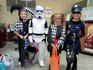 Trick or Treat Halloween Downtown and County Complex