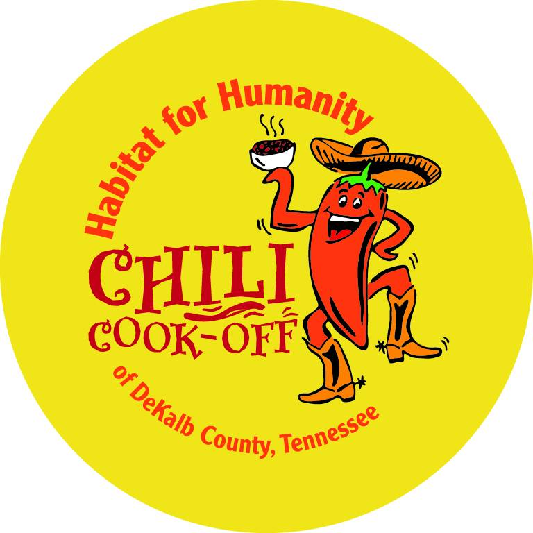 15th annual Habitat Chili Cook-off and Bake Sale October 26