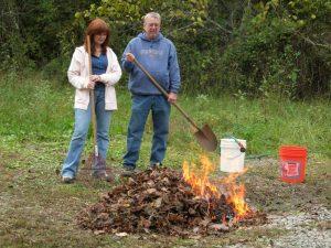 Wildfire Season Begins Next Week