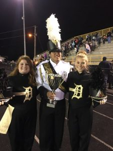 DCHS Band Earns Top Spot at Foothills Classic