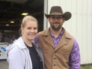 Jessica and Tyler Cripps, founders of Paislee's Foundation