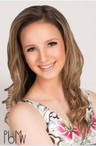 MacKenzie Leigh Sprague Competed for Miss Teen Tennessee USA