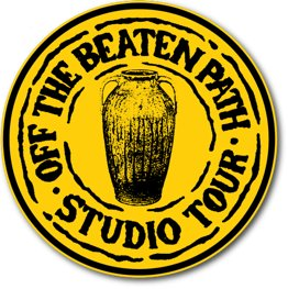 19th Annual Off The Beaten Path Studio Tour October 26-28 from 10 a.m. to 5 p.m.