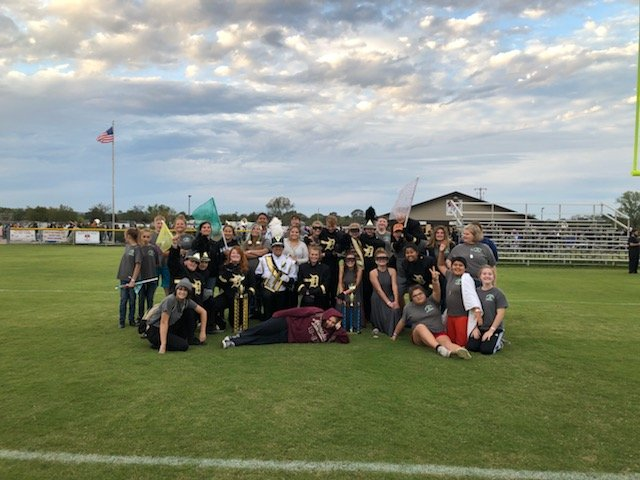 DCHS Band Brings Home More Awards (Bill Conger Photo)