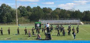 DeKalb Band Class AA Champs (Bill Conger Photo)