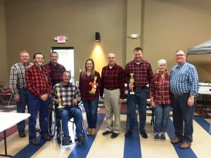 "The Courthouse Gang"" from the DeKalb County Officials took Top Chili Honors"