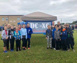 DeKalb Middl School Cross Country Teams Head to State