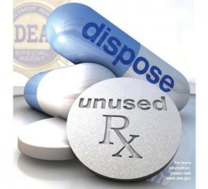 Prescription Drug Take-Back Drive-By and Drop-Off Event Set for October 24