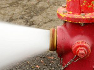 Smithville to Flush Fire Hydrants beginning November 5. The flushing process can cause low water pressure and frequently disturbs the accumulated minerals and sediment in the water mains. Although the water is perfectly safe the city recommends running a cold water tap for several minutes to help clear the discoloration before using it for drinking or laundry
