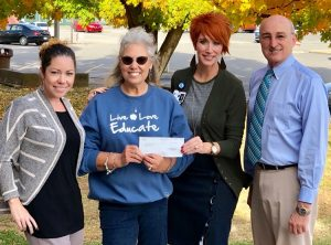 DeKalb County has received a Community Benefit Grant in the amount of $12,000 to continue the DeKalb Community Health Adventure for 2019