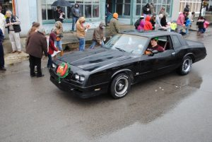 Alexandria Christmas Parade: 2nd place for Antique cars: Dillon Sullivan for his 1985 Monte Carlo SS