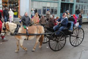 Alexandria Christmas Parade: 1st place in miscellaneous category: Randy Slager