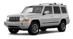 The THP is looking for a Silver 2006-2010 Jeep Commander SUV similar to the one shown here involved in a fatal hit and run Sunday morning in Smithville. If you have information call the THP at 1-423-954-2130