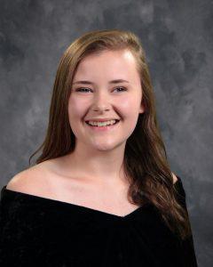 Megan F. Redmon is the DCHS Class of 2019 Salutatorian