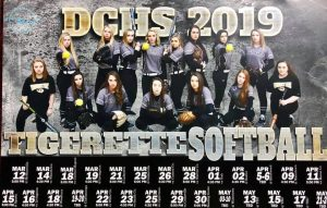 DCHS Tigerettes