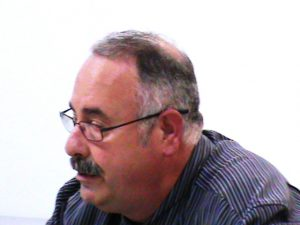 EMS Director Hoyte Hale
