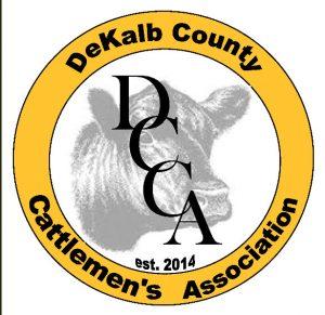 DeKalb County Cattlemen's Association Annual Meeting Next Week