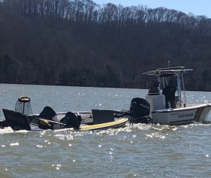 Fisherman Rescued After Close Call on Center Hill Lake